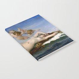 "Alexandre Cabanel ""The Birth of Venus"" (1863) Notebook"