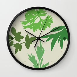 Scarborough Fair Wall Clock