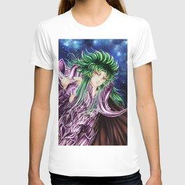 Aries Shion, by Suki Manga Art T-shirt