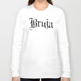 Bruja Long Sleeve T-shirt