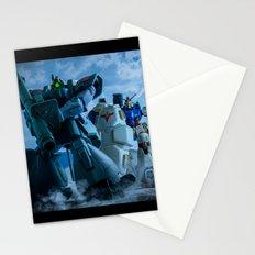 ESCORTING GP02 Stationery Cards