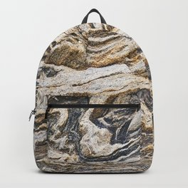 Marble layers Backpack