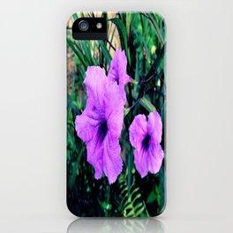 MORNING DARLING iPhone Case