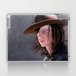 Carl Grimes Before The Fall - The Walking Dead Laptop & iPad Skin
