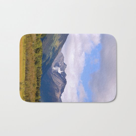 The Mountains Are Calling . . . III Bath Mat
