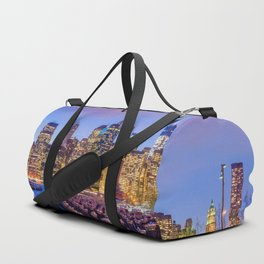 New York 07 - USA Duffle Bag