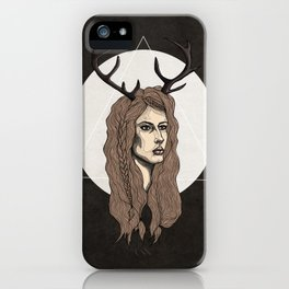 Fawn iPhone Case