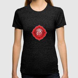 Root Chakra Symbol T-shirt