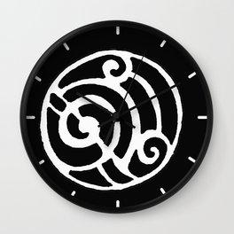 Black and White Design 34 Wall Clock