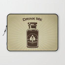 Drink Me! Laptop Sleeve