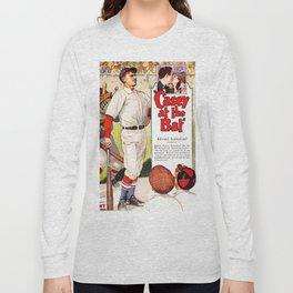 Casey at the Bat - Film Poster (1927) Long Sleeve T-shirt
