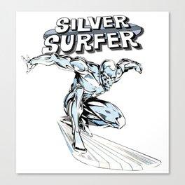 silverman Canvas Print
