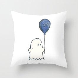Boolloon Throw Pillow