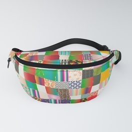 She loves quilting! Fanny Pack