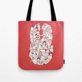 Adulthood - Mashup Tote Bag
