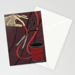 Death Tarot card Stationery Cards