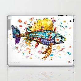 Toy's Fish Laptop & iPad Skin