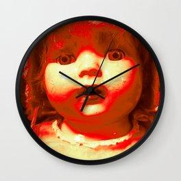 Atomic Jenny Wall Clock