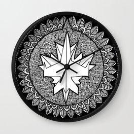 Ice Hockey team - Jets Wall Clock