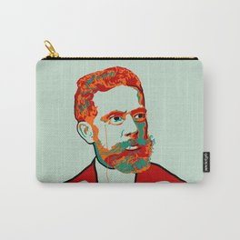 Machado de Assis Carry-All Pouch