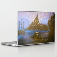 tangled Laptop & iPad Skins featuring Tangled by carotoki art and love