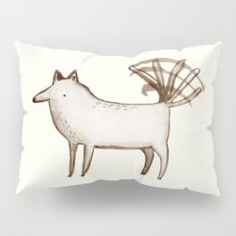 """I'm So Happy"" - Dog Pillow Sham"