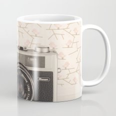 Film Camera (Retro and Vintage Still Life Photography)  Mug