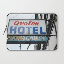 358. Avalon Hotel No Vacancy, Vancouver, Canada Laptop Sleeve