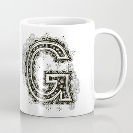 Color Me G Coffee Mug