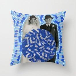 Wedding Portal 006 Throw Pillow