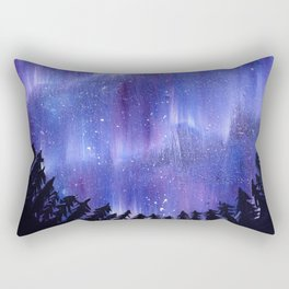 Atmospheric Monoliths Rectangular Pillow