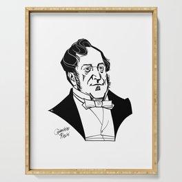 Gioachino Rossini Serving Tray