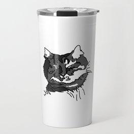 Cat Zzz... Travel Mug
