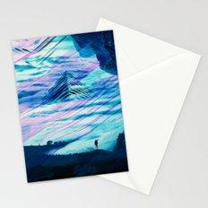 Pyramid Isolation Stationery Cards