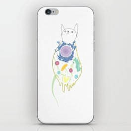 Animal Cell iPhone Skin