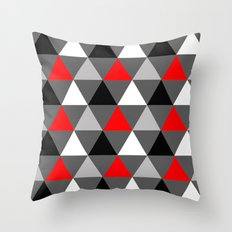 Abstract #363 Throw Pillow