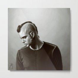 Noah Puckerman Metal Print