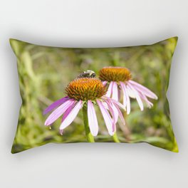 Pollenation Rectangular Pillow