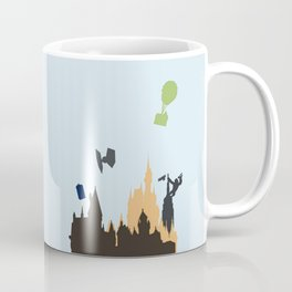 Movieland Coffee Mug