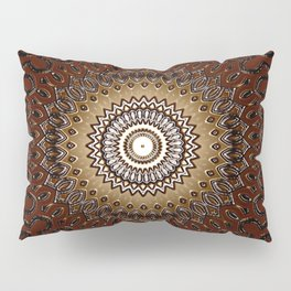 The Touch of Copper... Pillow Sham