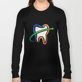 Dentistry Dentist th Dental Gifts For Men Women Long Sleeve T-shirt