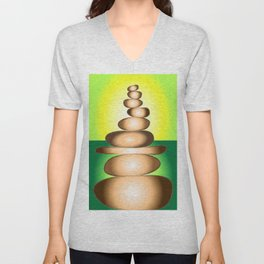 CAIRN Earth Unisex V-Neck