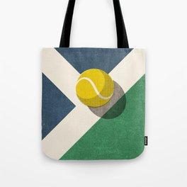 BALLS / Tennis (Hard Court) Tote Bag