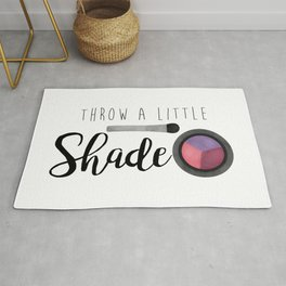 Throw A Little Shade Rug