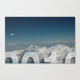2012 Canvas Print