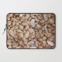 Harvested Almonds Laptop Sleeve