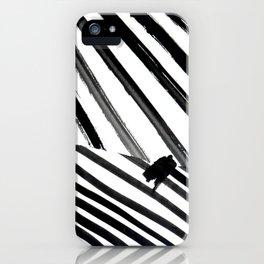 Kollage n°91 iPhone Case