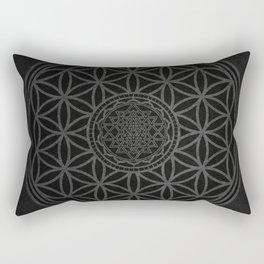 Sacred Unity Rectangular Pillow