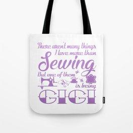 Sewing Gigi Tote Bag
