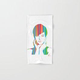 Barbra Streisand | Pop Art Hand & Bath Towel